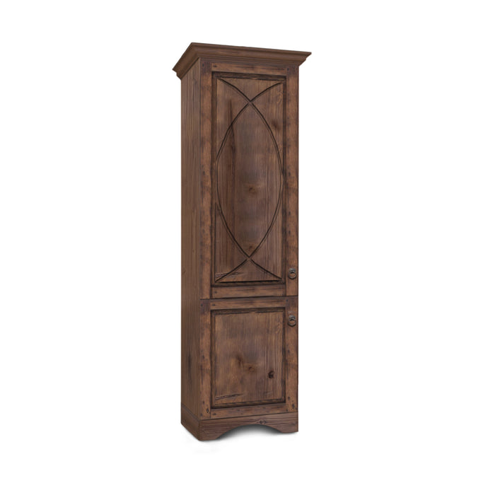 Nora Reclaimed Wood Linen Cabinet