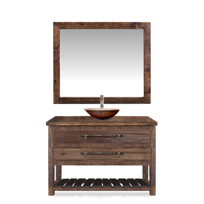Azura Reclaimed Wood Bathroom Vanity
