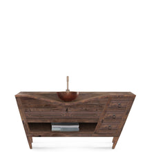 Swann Reclaimed Wood Bathroom Vanity