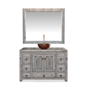 Cole Reclaimed Wood Bathroom Vanity