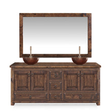 Aimee Reclaimed Wood Bathroom Vanity