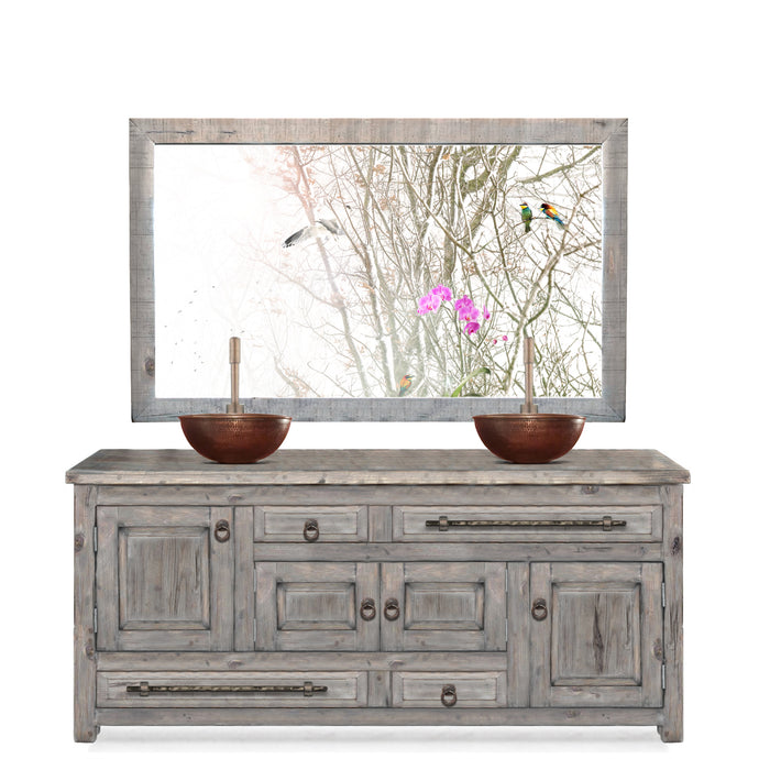 Austina Reclaimed Wood Bathroom Vanity