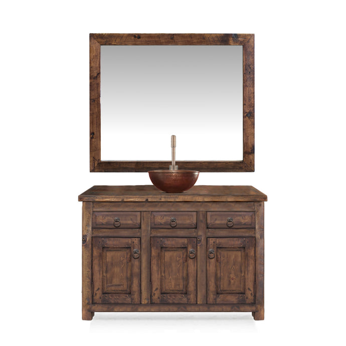 Albaric Reclaimed Wood Bathroom Vanity