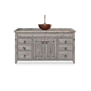 Daxton Reclaimed Wood Bathroomm Vanity