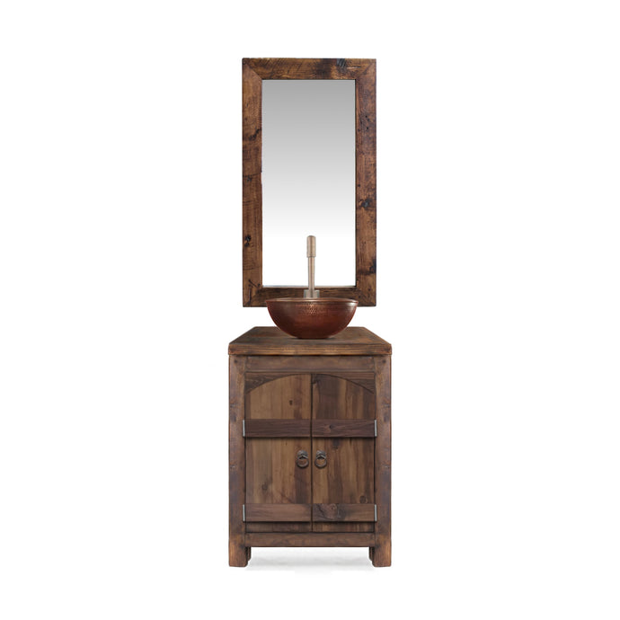 Raphael Reclaimed Wood Bathroom Vanity