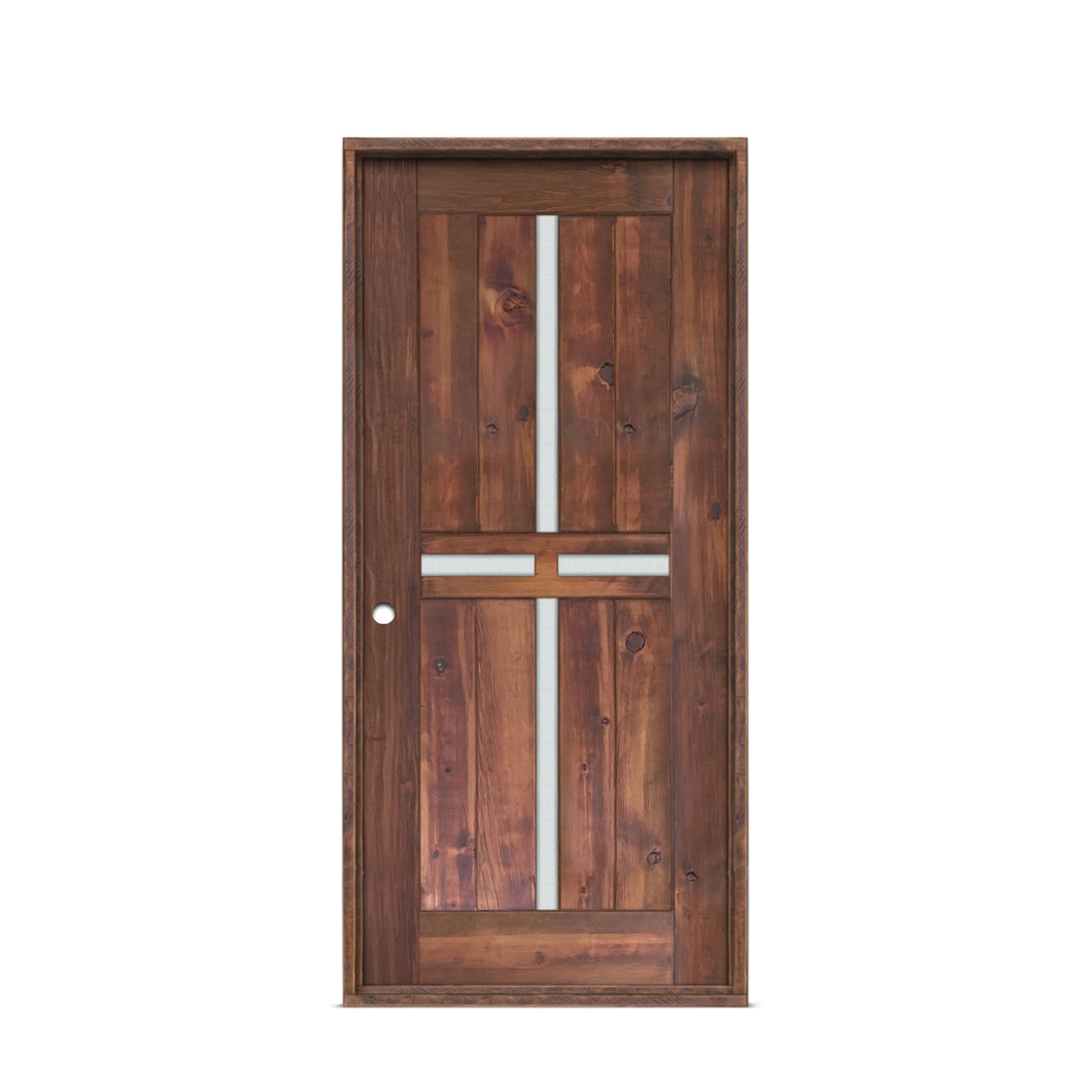 Clementine Reclaimed Wood Door