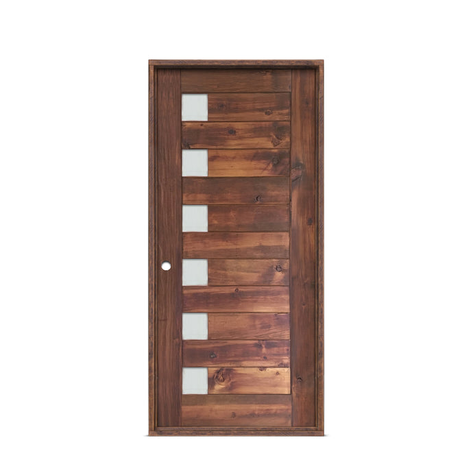 Francine Reclaimed Wood Door