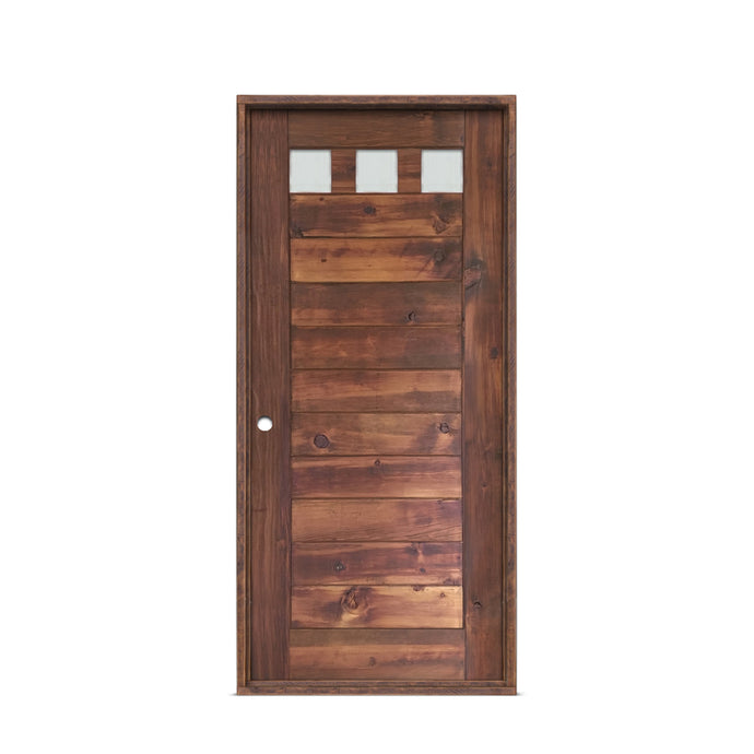 Genevieve Reclaimed Wood Door