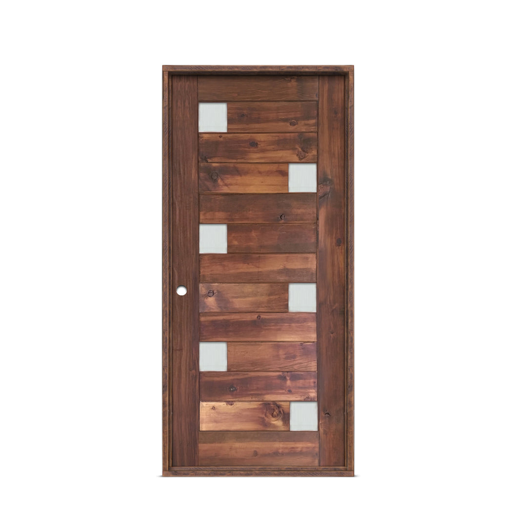 Jacqueline Reclaimed Wood Door