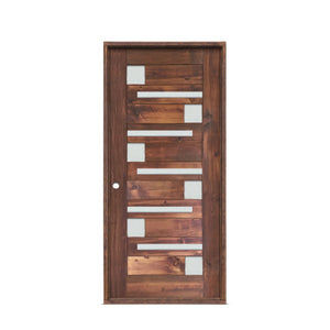 Josephine Reclaimed Wood Door