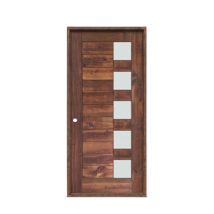 Lorraine Reclaimed Wood Door