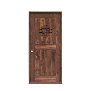 Elaine Reclaimed Wood Door