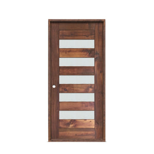 Jeanne Reclaimed Wood Door