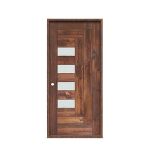 Lourdes Reclaimed Wood Door