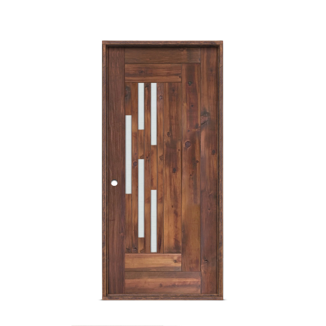 Lucie Reclaimed Wood Door