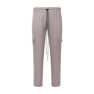 Christos Cargo Taupe Trouser on Well(un)known wellunknown.com