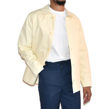 Personal Effect Navvy Jacket White / Cream on Well(un)known Available at wellunknown.com