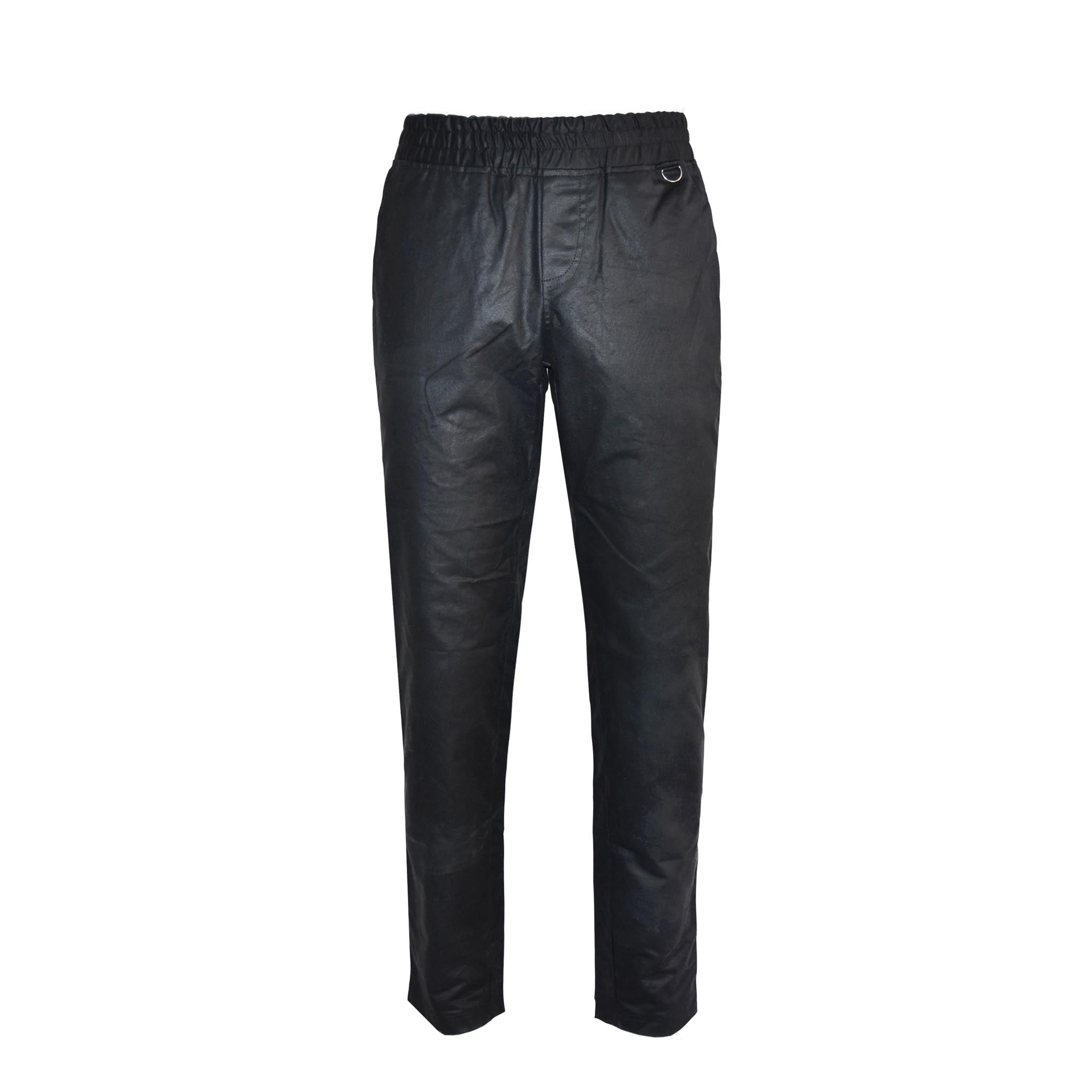 Habits Studios Waxed Cotton Track Pant