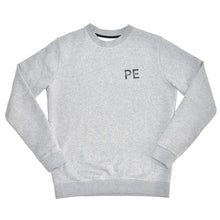 Personal Effects Grey Training Sweatshirt on Well(un)known Available on Wellunknown.com