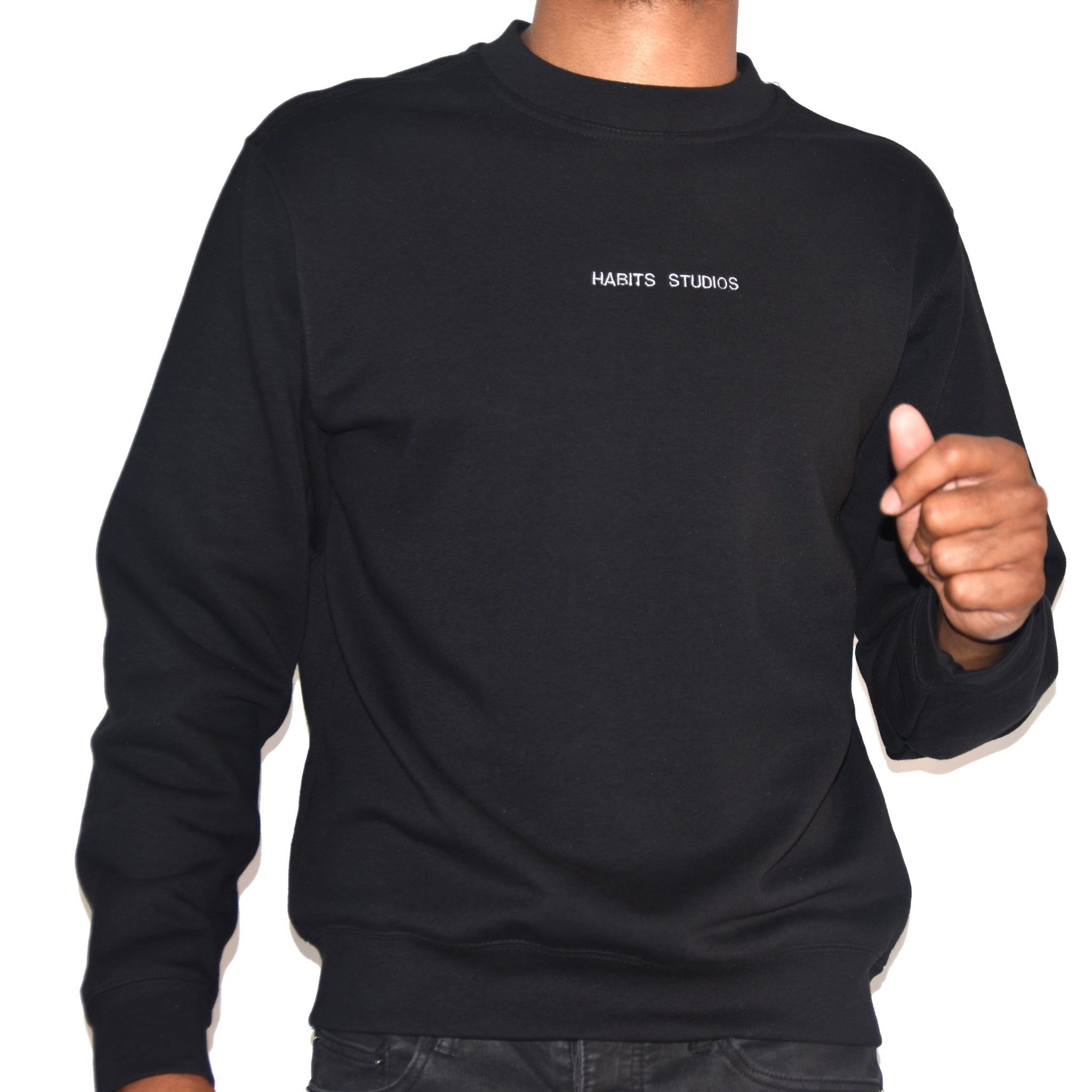 Habits Studios Essentials Crewneck