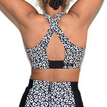 Adam Selman Sport Cross Back Bra