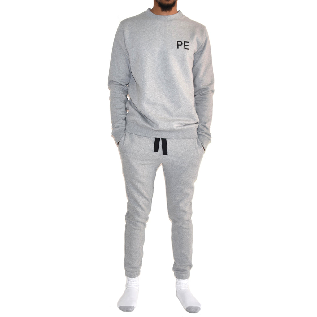 Personal Effects Men's Grey Elland Sweatpants on Well(un)known Available at wellunknown.com