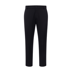 Christos Pinstripe Trousers