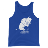 Hugs Bison Tank Top