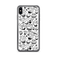 Pebble Party iPhone Case