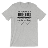My Mummy is a Time Lord T-Shirt