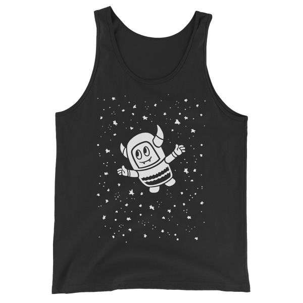 Pebble Among the Stars  Tank Top