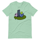 Business Frog T-Shirt