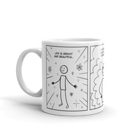 Life Is Beautiful Mug