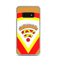 Pizza and WiFi Samsung Case