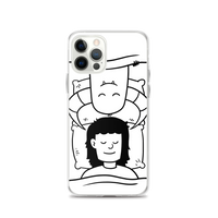 Snooze Land iPhone Case