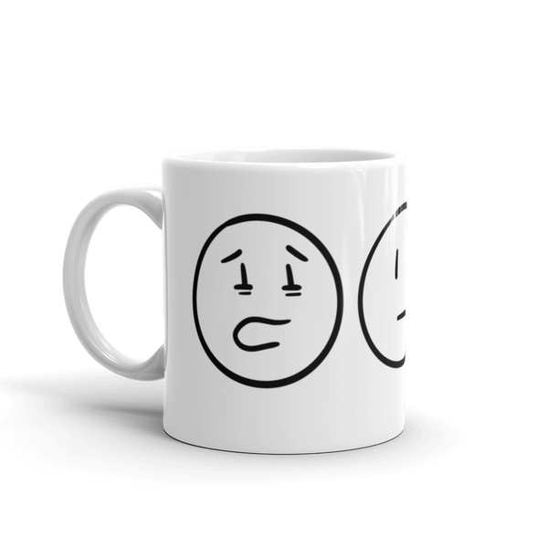 The Caffeine Progression Mug