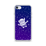 Pebble Among the Stars iPhone Case