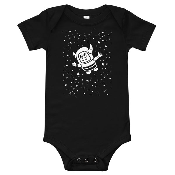 Pebble Among the Stars Onesie