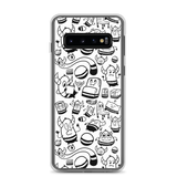 Pebble Party Samsung Case