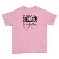 My Mummy is a Time Lord Youth T-Shirt