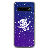 Pebble Among the Stars Samsung Case