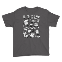 Pebble Party Youth T-Shirt
