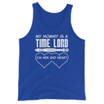 My Mommy is a Time Lord  Tank Top