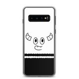 Pebble Happy Face Samsung Case