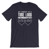 My Daddy is a Time Lord T-Shirt