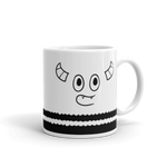 Pebble Faces Mug