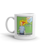 Biff's Hot Coffee Mug