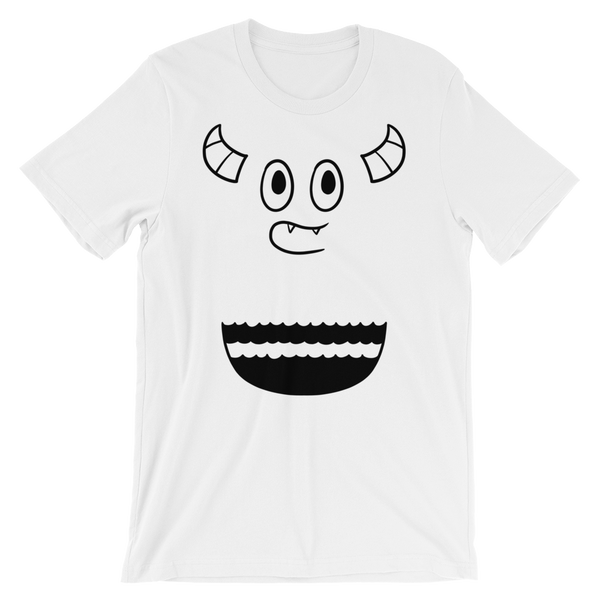 Pebble Face T-Shirt