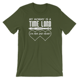 My Mommy is a Time Lord T-Shirt