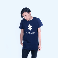 Setapp Logo Men's Navy T-Shirt